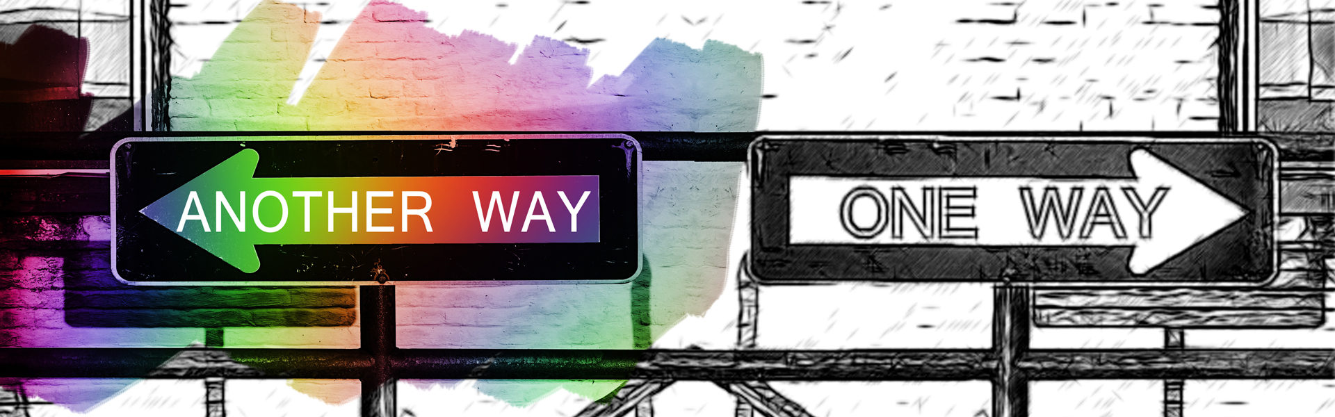 One way another way Qualitar banner image